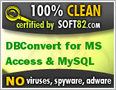 dbconvert for ms access & mysql