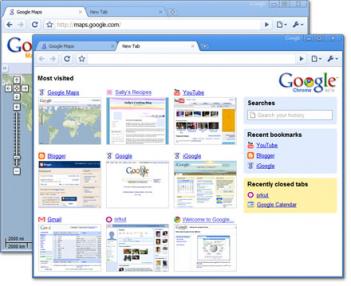 Google Chrome 29.0.1530.2 اصدارته,2013 google-chrome_2_1.pn
