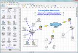 10-Strike Network Diagram screenshot