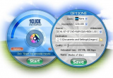 1CLICK DVDTOIPOD screenshot