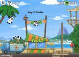 3 Pandas In Brazil screenshot