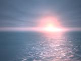 3D Ocean Fly Screensaver screenshot