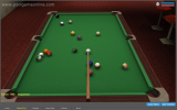 3D Online Pool screenshot