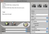3herosoft DVD Cloner screenshot