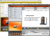3herosoft DVD to Mobile Phone Suite screenshot