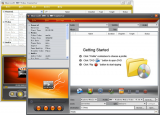 3herosoft DVD to WMV Suite screenshot