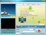 3herosoft MPEG to DVD Burner screenshot
