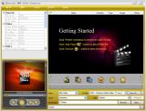 3herosoft WMV Video Converter screenshot