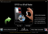 4Easysoft DVD to iPod Suite screenshot