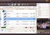 4Media DVD to MP4 Converter screenshot