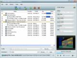 4Media Video Converter Standard screenshot