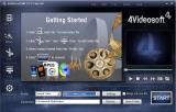 4Videosoft MPEG Converter screenshot