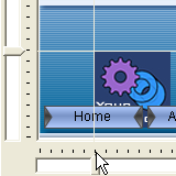 A4 Flash Menu Builder screenshot