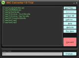 AAC Converter screenshot