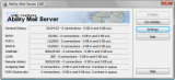Ability Mail Server Lite screenshot