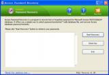 Access Password Recovery 2007 screenshot
