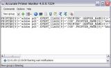 Accurate Printer Monitor screenshot