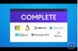 Acronis Backup Advanced Windows Server screenshot