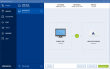 Acronis True Image Cloud screenshot