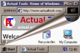 Actual Window Rollup screenshot
