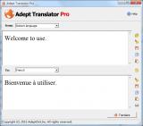 Adept Translator Pro screenshot