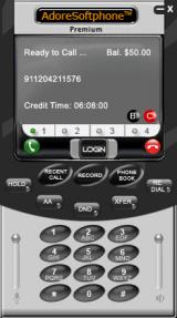 Adore Softphone Premium screenshot