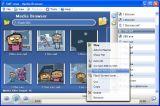 Aero SWF.max Flash Player screenshot