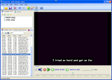 AHD Subtitles Maker screenshot