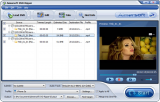 Aimersoft DVD to iPhone Converter screenshot