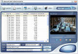Aimersoft DVD to iPod Converter screenshot