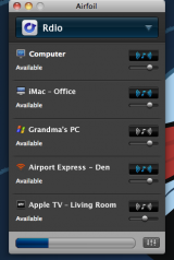 Airfoil screenshot