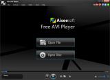 Aiseesoft Free AVI Player screenshot