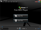 Aiseesoft Free MKV Player screenshot