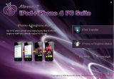 Aiseesoft iPod + iPhone 4 PC Suite screenshot