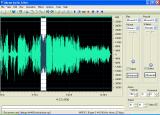 AKRAM Audio Editor screenshot