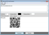 Alternate QR Code Generator screenshot