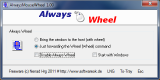 AlwaysMouseWheel screenshot
