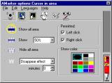 AMarker screenshot
