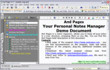Aml Pages Portable Edition screenshot