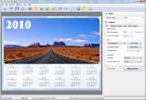 AMS Photo Calendar Maker screenshot