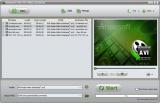 Aneesoft AVI Video Converter screenshot