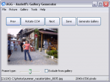 Anrieff's Gallery Generator screenshot