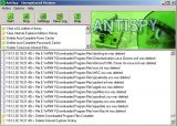 AntiSpy screenshot