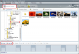 AnvSoft Flash Slideshow Maker screenshot