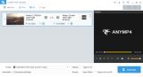 AnyMP4 MTS Converter screenshot