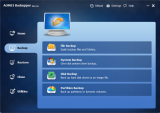 AOMEI Backupper Server screenshot