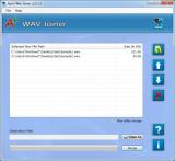 Aplus WAV Joiner screenshot