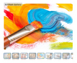 Art Flash Gallery CS3 Component screenshot