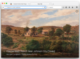 Art Project for Firefox screenshot