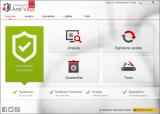 Ashampoo Anti-Virus screenshot